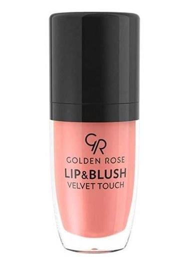 Golden Rose Lip&Blush Velvet Touch-02 Petrol